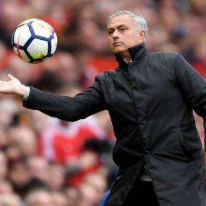 After loss, Mourinho doesn't want to talk about stats