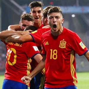 FIFA U-17 WC: Spain stop battling Mali to enter final