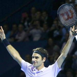 Federer outlasts Del Potro for eighth Basel title