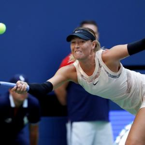 US Open PIX: Sharapova, Shapovalov and Muguruza knocked out