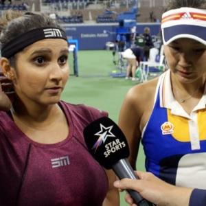 Indians @ US Open: Sania and Bopanna reach quarters, Paes-Raja out
