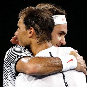 Federer and Nadal one step from dream semi-final
