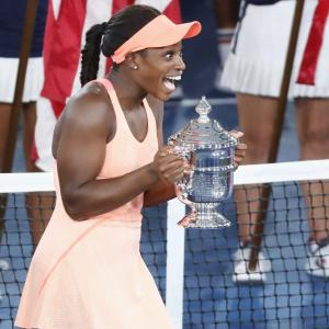 Stephens routs Keys to win US Open title