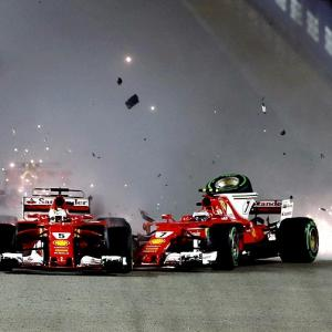 Tatas give F1 fans a taste of virtual-reality