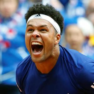 France down Serbia to reach Davis Cup final