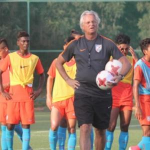 How big is India's home advantage at U-17 World Cup?