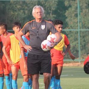 U-17 World Cup: 'There is a gap between India and other teams'
