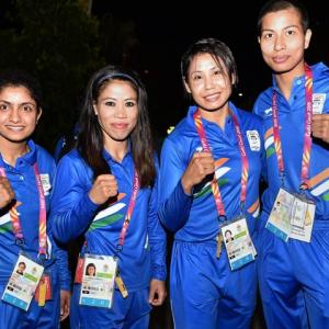 CWG 2018: Check out India's schedule on Day 1