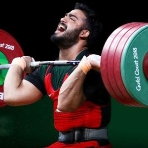 Vikas Thakur adds bronze to CWG weightlifting haul