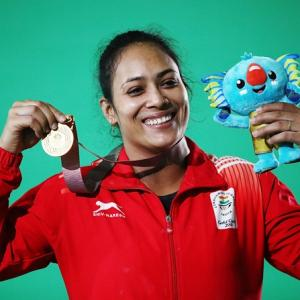 Punam Yadav gives India another weightlifting gold