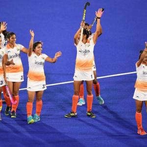 CWG Updates: Indian women's hockey team march into semis