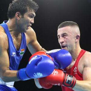 CWG: Manoj, Naman lead Indian charge as 4 boxers assured medals