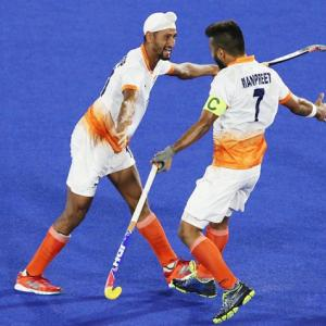 CWG Hockey: India rally to beat England and take top spot in pool