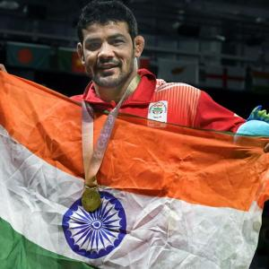 CWG champion Sushil doesn't want to 'hold on to grudges'