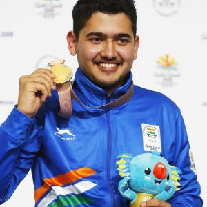 At 15, Anish Bhanwala is India's youngest C'wealth Games gold medallist