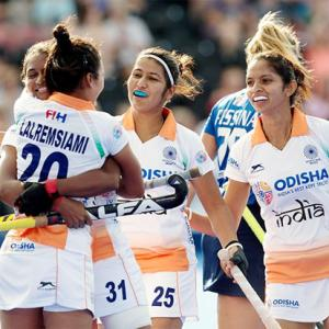 Women's hockey WC: India ease past Italy, to meet Ireland in quarters