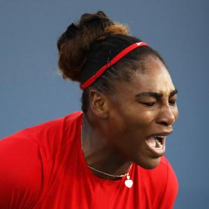 Tennis: Serena suffers worst career defeat in Silicon Valley opener