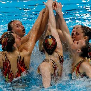 European C'ship: Russia overcome pool problems to take title