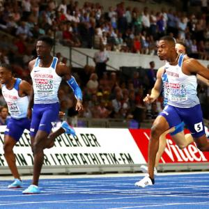 European C'ships: Hughes, Asher-Smith complete 100m double for Britain