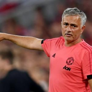 Football Briefs: Mourinho takes swipe at United's detractors