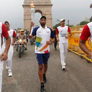 Nothing less than hockey gold will do for India's Sardar