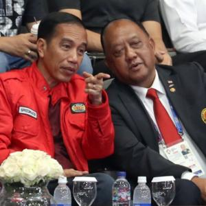 Asian Games diary: Have you seen Indonesia president's bike stunt?