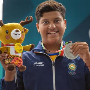 India@Asiad: Khade qualifies for 50m butterfly final
