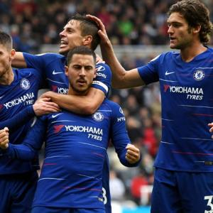 EPL: Chelsea, Watford make it three wins in a row