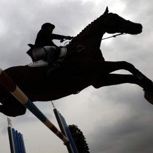 Asian Games: Mirza ends India's long wait for equestrian medal