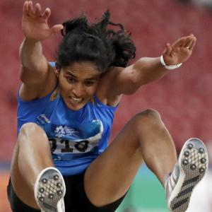 Asiad athletics: Sudha Singh, Dharun win silver