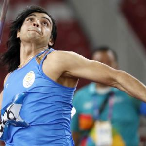 Sensational Neeraj wins first javelin GOLD in Asian Games