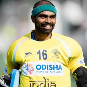 Lambasting team mates part of job for India hockey goalie Sreejesh...