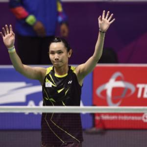 Do you know how many matches Sindhu and Saina have lost to Tzu-Ying?
