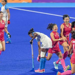 Asiad: Heartbreak for hockey, women lose to Japan to bag silver