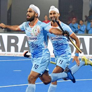 Hockey WC: How India came back after being a goal down in half-time