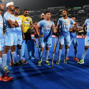 What went wrong for India in hockey World Cup quarters