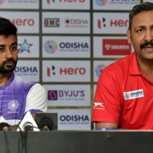 Play in the right spirit, FIH boss tells India hockey coach Harendra