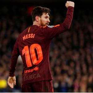 Magical Messi finally makes his mark on Chelsea