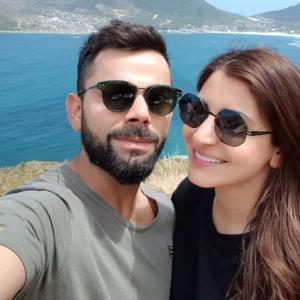 Virushka, Saina, Sehwag wish fans a Happy New Year!