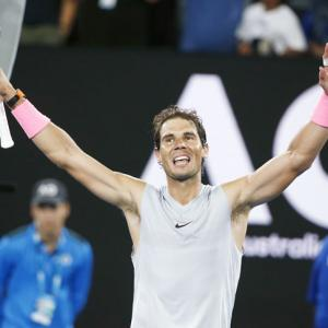 Victorious Nadal says doubts are good