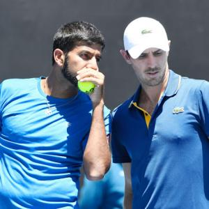 Good day for India at Australian Open