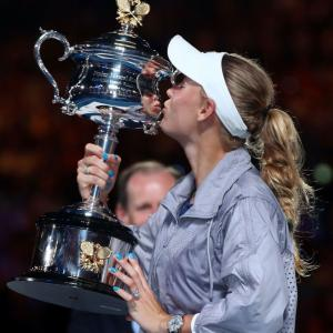 Aus Open 2018: Wozniacki wins historic crown