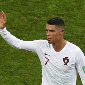 Ronaldo tight-lipped on future after World Cup knock-out