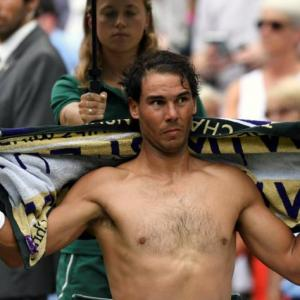 Changeover challenge proving tricky for Nadal