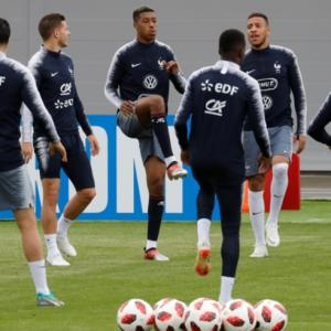 Here's what France must do against Belgium