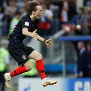 World Cup: When wingers gave Croatia flight