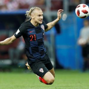Croatia defender Vida apologises for Ukraine comments