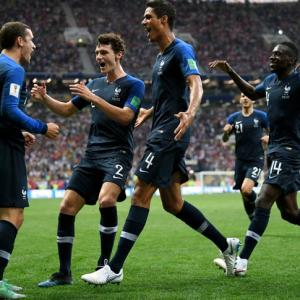 Golden Griezmann delivers on the biggest stage