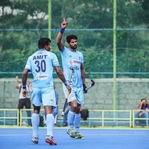 Hockey: India beat NZ, take unassailable 2-0 lead in Test series