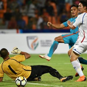 Sports Shorts: India blank Chinese Taipei 5-0 in opener